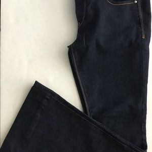 Express Stella Regular Fit Flare Low Rise Jeans 6